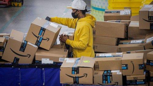 Online-Händler: Amazon verfehlt Umsatzerwartung – und neuer Ärger droht