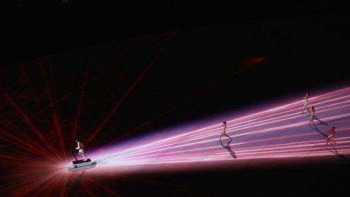 Eröffnungsfeier der Olympischen Spiele in Tokio: So traurig wie eine Scheunenfete, wenn das Licht angeht