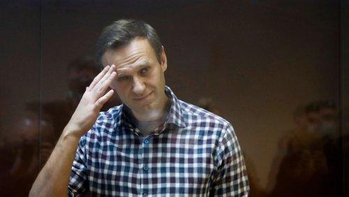 Kremlkritiker: Russische Behörden blockieren Internetseite von Nawalny