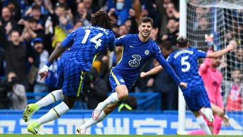 Kantersieg in der Premier League: Ohne seine Starstürmer schießt Chelsea ein Tor nach dem anderen
