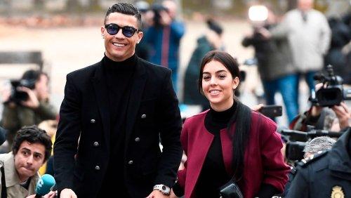 »Wir sind begeistert«: Cristiano Ronaldo und Georgina Rodríguez werden Eltern von Zwillingen