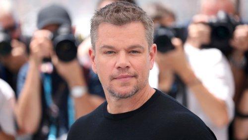 Schauspieler in der Kritik: Matt Damon und das f-Wort