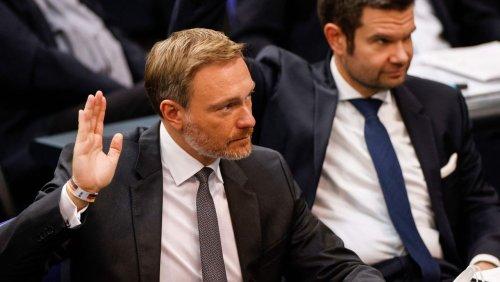 Kritik an FDP-Politiker: Wirtschaftsnobelpreisträger warnt vor Christian Lindner als Finanzminister