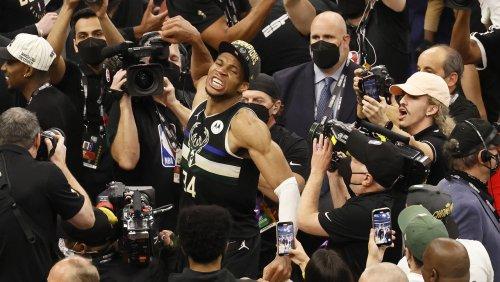 NBA-Finals: Überragender Antetokounmpo führt Bucks zum ersten Titel nach 50 Jahren
