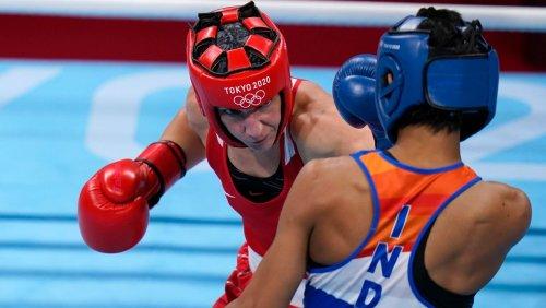 Deutsche Olympia-Boxerin Nadine Apetz: Sieben Jahre Blut, Schweiß und Tränen für neun historische Minuten