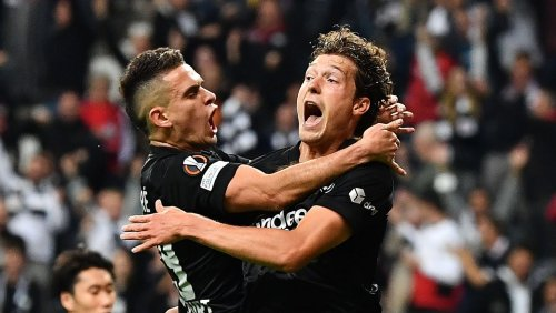Auswärtspunkt für Frankfurt: Dropkick von Lammers kostet Wolfsburg die Tabellenführung