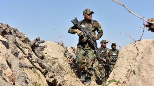 Soldaten-Ausbildungsprogramm: Nato startet Training für afghanische Spezialkräfte im Ausland