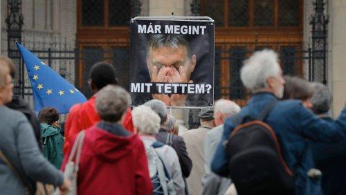 Osteuropa und die EU: Viktor Orbán hat die Hosen voll