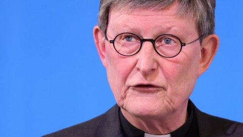 Pressekonferenz: Kardinal Woelki über weitere Konsequenzen aus dem Missbrauchsskandal