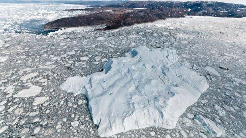 Kipppunkt naht: Abschmelzen von Grönland-Eis bald nicht mehr zu stoppen