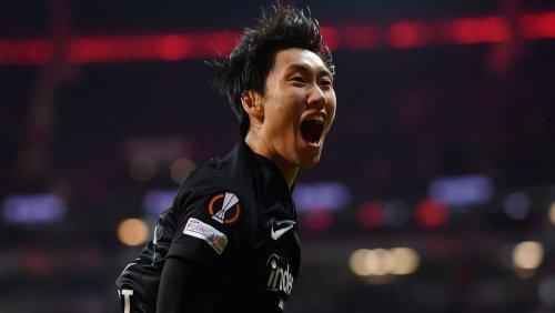Europa-League-Sieg gegen Piräus: Frankfurt begeistert und übernimmt die Tabellenführung