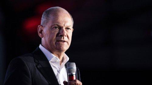 SPD-Kanzlerkandidat: Scholz nennt Steuersenkungspläne der Union unmoralisch