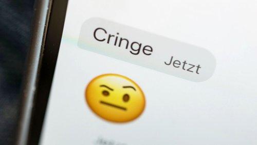 Deutsche Sprache: »Cringe« ist Jugendwort des Jahres