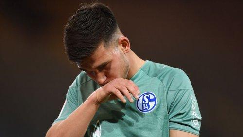 Niederlage in Bielefeld: Schalke 04 steht als erster Absteiger fest