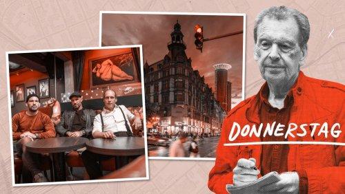 Eine Woche im Frankfurter Bahnhofsviertel (4/6): »Essen, Trinken, Drogen, Sex«