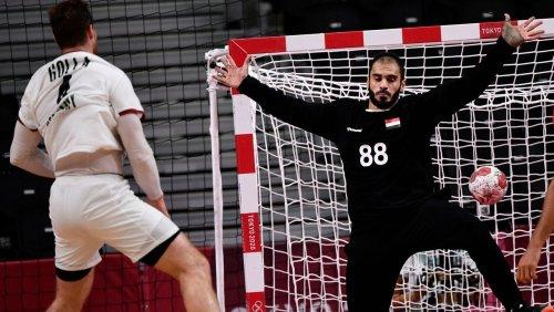 Olympia-Aus im Viertelfinale: Wie Deutschlands Handballer an Ägyptens Torhütern verzweifelten