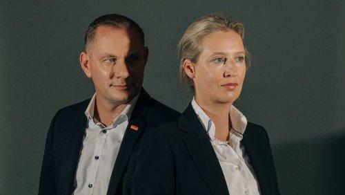 AfD-Wahlkampf mit Weidel und Chrupalla: Der Versuch einer großen Täuschung