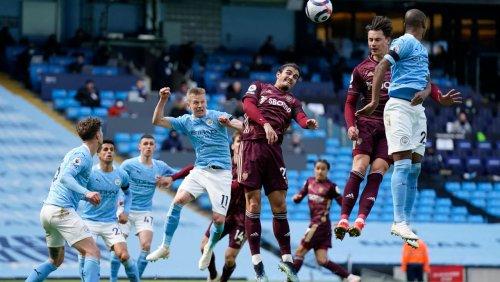 Überraschung in der Premier League: Leeds reichen gegen Man City in Unterzahl zwei Torschüsse zum Sieg