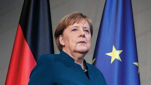 Krisenkanzlerin im Corona-Jahr: Der Merkel-Bonus