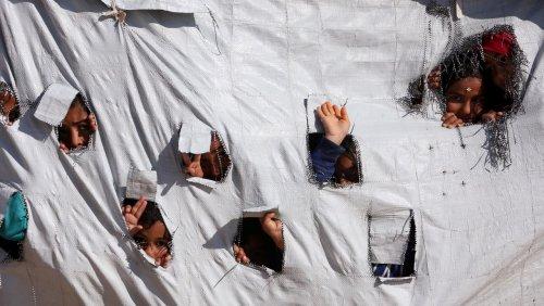 Bericht zu IS-Flüchtlingslagern in Syrien: »Was diese Kinder erleben, sollte kein Kind je erleben müssen«