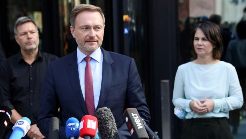 Ampel-Verhandlungen in Berlin: Warum die Grünen der FDP das Finanzressort geben sollten