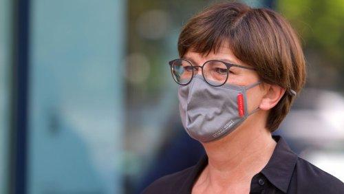 »Bärendienst« für die Umwelt: Esken attackiert Baerbock wegen Spritpreis-Äußerungen