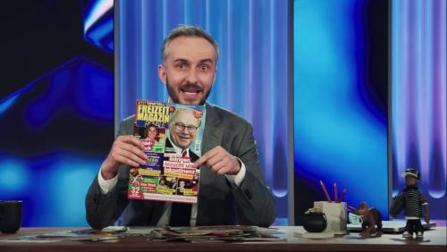 »Freizeit Magazin Royale«: Klatsche für die Klatschpresse