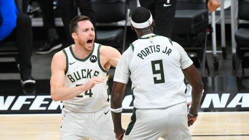 Erster NBA-Finaleinzug seit 1974: Milwaukee was?