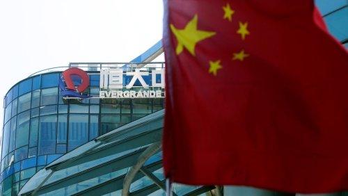 Kriselnder Immobilienriese Evergrande: Peking und das 300-Milliarden-Dollar-Problem