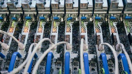 Neues Energiesparkonzept: Microsoft kühlt Server in kochender Flüssigkeit