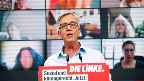 Online-Parteitag: Linke zieht mit Forderung nach Garantie-Einkommen in den Wahlkampf