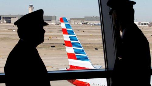 Treibstoffmangel: American Airlines fordert Piloten zum Spritsparen auf