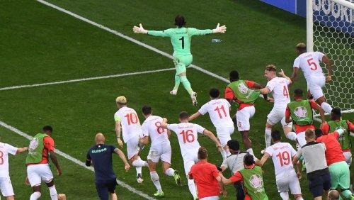 Sensationssieg im Elfmeterschießen gegen Frankreich: Die Schweiz, ein Sommer-Märchen