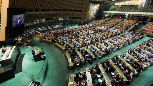 Versprechen bei der Uno-Vollversammlung: Scheitert der Klimagipfel, bevor er begonnen hat?
