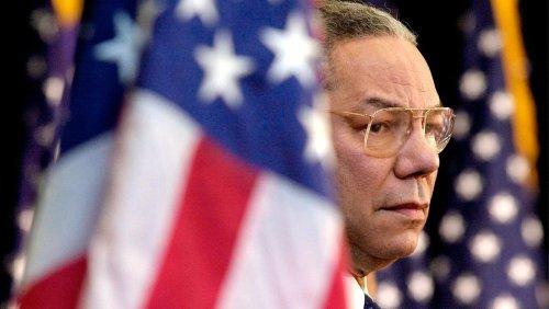 Zum Tode von Colin Powell: Krieger im falschen Krieg