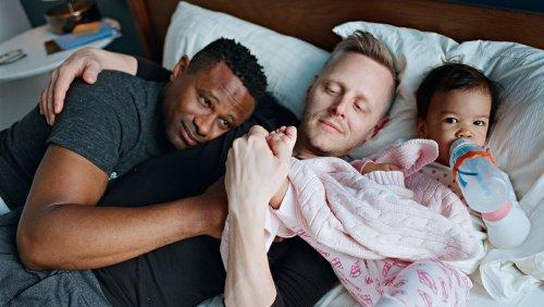 Fotoserie über schwule Väter: Liebe ist menschlich, nicht heterosexuell