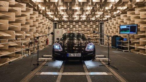 Geräuschregel für Elektroautos: Schluss mit leise