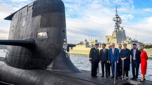 Feier in Washington abgesagt: Frankreich reagiert empört auf US-Rüstungsdeal mit Australien