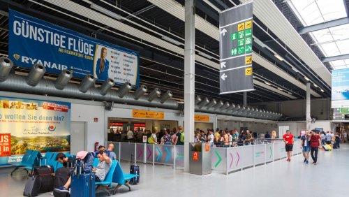 Rheinland-Pfalz: Flughafen Frankfurt-Hahn ist insolvent