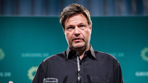 Trotz eigener Kanzlerkandidatin: Warum der Erfolg der Grünen von Robert Habeck abhängt