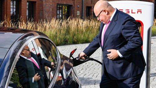 Ziel im Juli erreicht: In Deutschland fahren eine Million E-Autos
