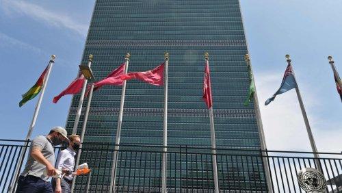 Signal an China: USA und Taiwan erörtern Uno-Beteiligung