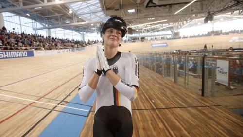 Goldene Tage in Roubaix: Friedrich krönt Bahnrad-WM mit drittem Titel