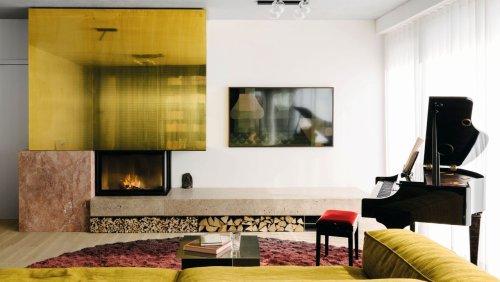 Prämiertes Penthouse in Berlin: Marmor, Stein und Tageslicht