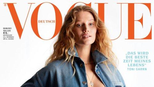 Hochschwangeres Model Toni Garrn: »Ich hatte schon Tausende Shootings, aber diesmal war wirklich alles anders«