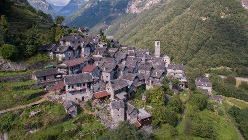 Urlaub im Schweizer Verzascatal: Hier kann man für zwei Wochen zum Dorfbewohner werden