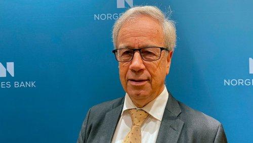 Erstmals seit Beginn der Pandemie: Norwegische Notenbank hebt Leitzins an