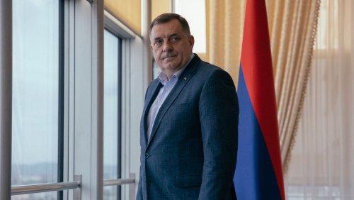 Bosnischer Serbenführer Dodik: »Der Westbalkan war nie weiter von der EU entfernt«