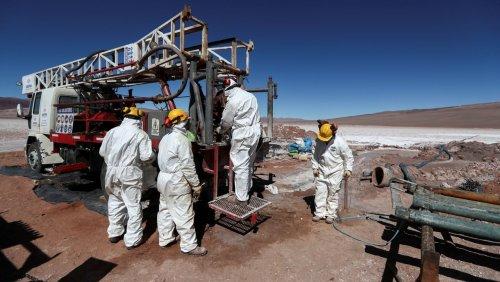 Lithiumförderung in Argentinien: Die Gier nach dem »weißen Gold«