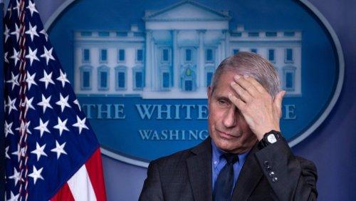 US-Virenexperte: Anthony Fauci greift republikanische Impfverweigerer scharf an